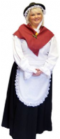 Welsh Lady Costume